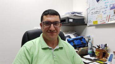 חביב גבאי, מנהל מרפאת טרם מודיעין (צילום: פרטי)
