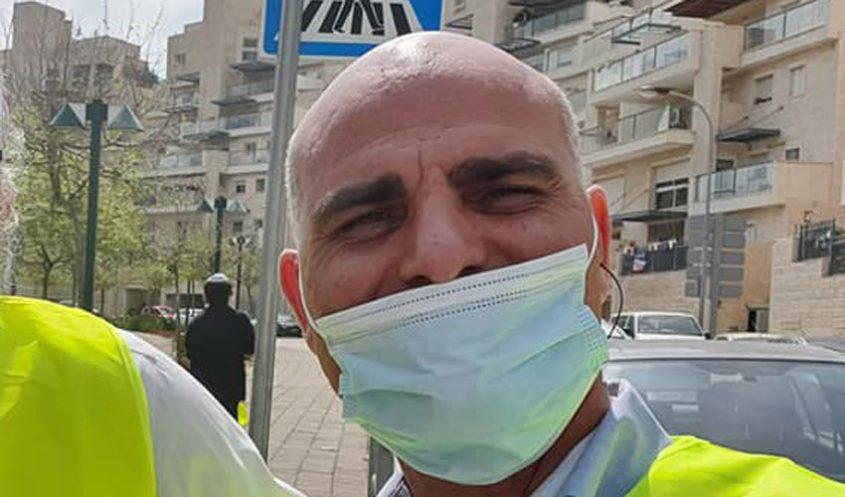 סגן ראש העיר אילן בן-סעדון (צילום: מתוך דף הפייסבוק של אילן בן-סעדון)