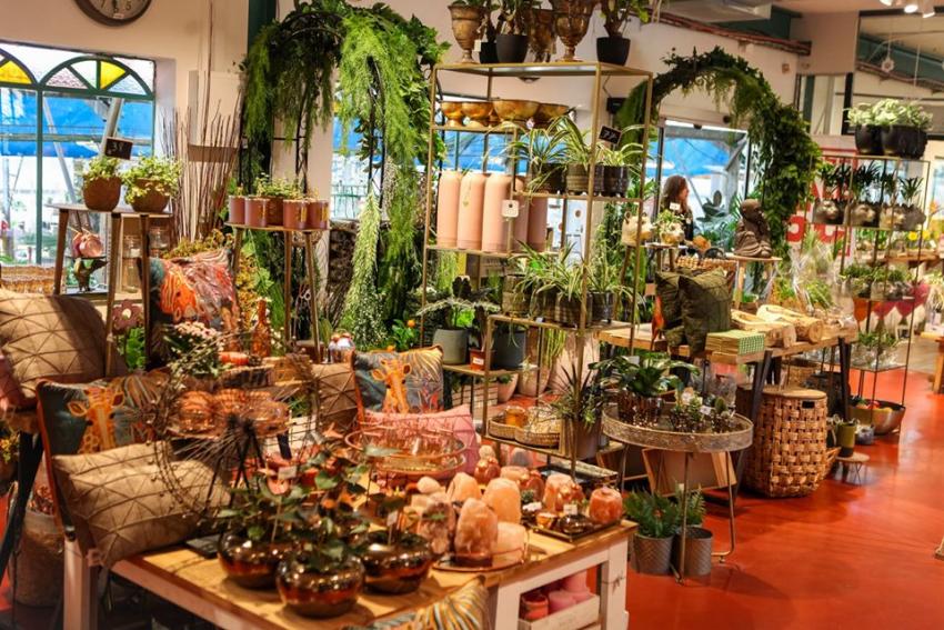 חנות הפרחים פלורוז (צילום: פלורוז)