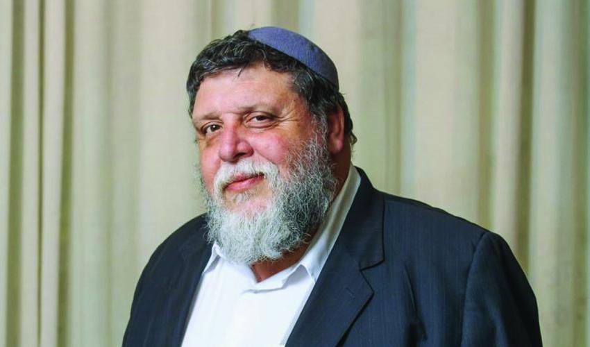 הרב רפי פוירשטיין (צילום: אלי איתקין)