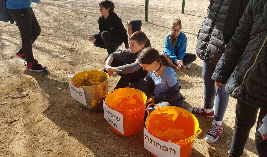 בית הספר היובל (צילום: דוברות עיריית מודיעין מכבים רעות)