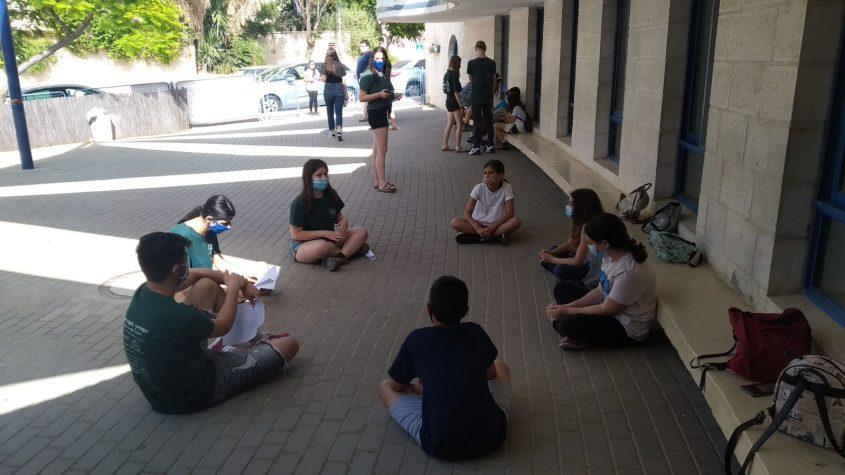 תנועות הנוער (צילום: דוברות עיריית מודיעין מכבים רעות)