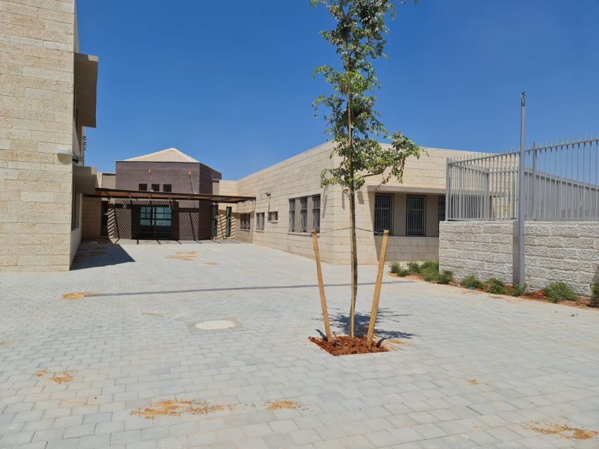 בית ספר חופים (צילום: דוברות עיריית מודיעין מכבים רעות)