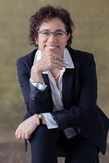 """עו""""ד סוזאנה זוקוב (צילום: דניאלה קונטיני)"""