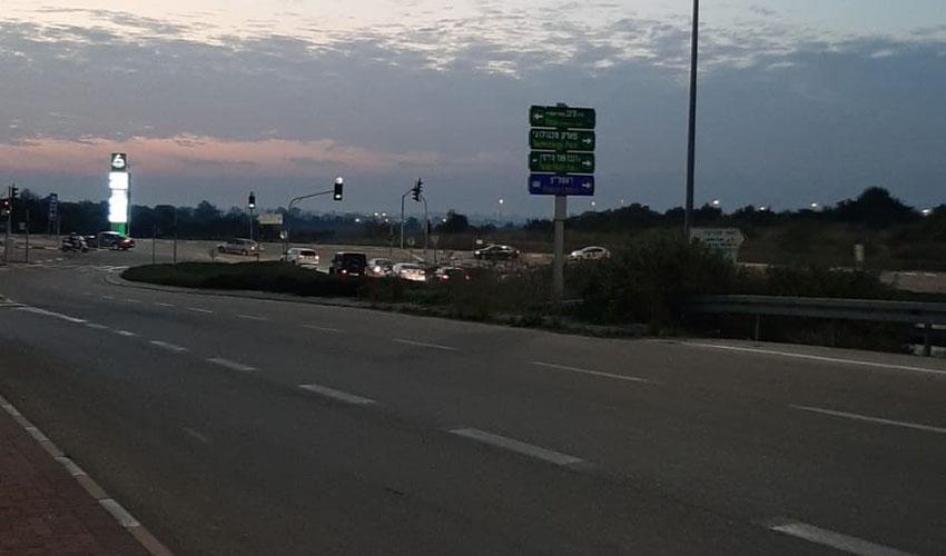 כביש 431 (צילום: דוברות עיריית מודיעין מכבים רעות)